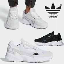 【10789円→7999円! 週末限定価格!お早めにゲットしましょう】★【adidas 正規品】★FALCON W★ アディダスファルコン  white / black/pink
