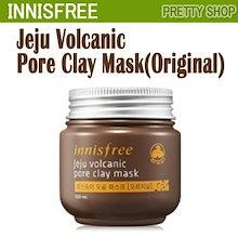 ★innisfree★[original] Jeju Volcanic Pore Clay Mask 済州火山ポアクレイマスク(オリジナル)火山集り毛穴マスク
