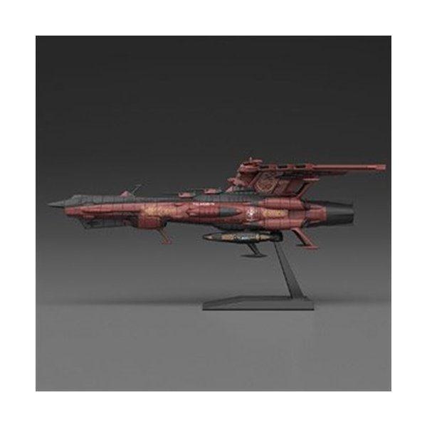 メカコレクション 航宙戦闘母艦CCC-01 ノイ・バルグレイ