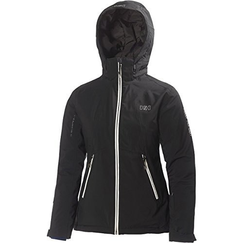 Helly Hansen Womens Spirit Jacket, Black, Small