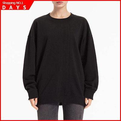 [カルバン・クラインのジーンズ]女性マンツーマンティーシャツ(J207983) /ルーズフィット/エイ/ボックスTシャツ/ 韓国ファッション