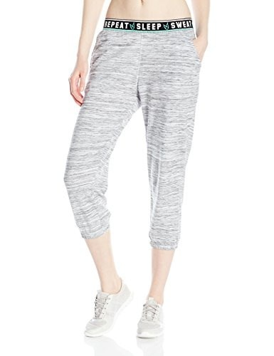 MINKPINK Womens Slouchy 3/4 Pant, Multi, Large