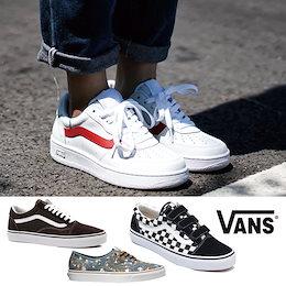 ★5990円★[VANS] オールドスクール バンズ スニーカー スリップオンキャンバス 運動靴 レディース メンズ 韓国ファッション
