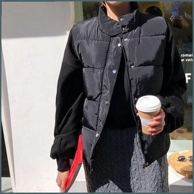[オンザリバー][行き来するように/オンザリバー]、オールニューデーパディングチョッキ /ジャケット/テーラードジャケット/韓国ファッション