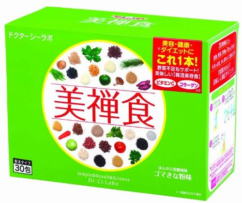 ドクターシーラボ 美禅食 462g(15.4g30包) ダイエットシェイク30包