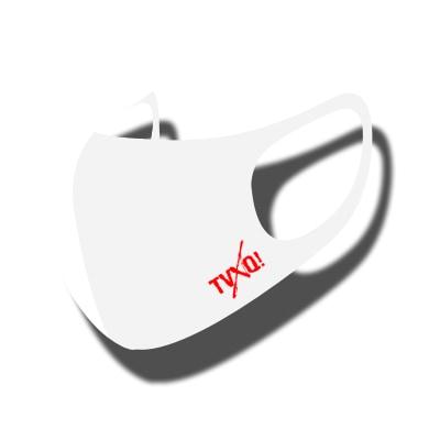 TVXQ LOGO MASK マスク[ STRETCH ANTIBACTERIAL 3D MASK ] 洗濯可能 HYOSUNG
