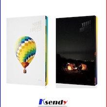 BTS / 防弾少年団 / 花様年華 / Young Forever / スペシャルアルバム / バージョン選択 / 2CD+ブックレット112P+フォトカード+ポスター入