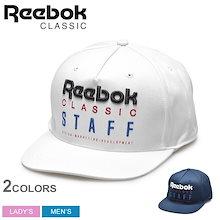 f796249fa90 REEBOK CLASSIC リーボック クラシック 帽子 CL スタッフ 6パネルキャップ メンズ レディース