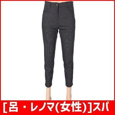 [呂・レノマ(女性)]スパンカジュアルパンツ(CW42SL020) /スキニージーンズ/ジーンズ/韓国ファッション/