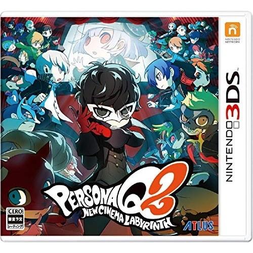 ペルソナQ2 ニュー シネマ ラビリンス [3DS] 製品画像