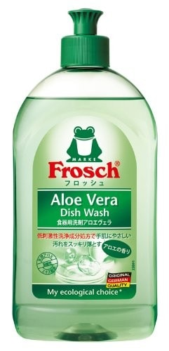 フロッシュ 食器用洗剤 アロエヴェラ 500ml 製品画像