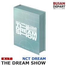 【日本国内発送】【KIT VIDEO】 NCT DREAM [NCT DREAM TOUR-THE DREAM SHOW] 写真集 1次予約 送料無料