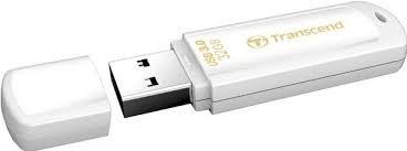 【正規国内販売代理店・ネコポス便送料無料】トランセンド[Trancend]32GB USBメモリ JETFLASH 730 TS32GJF730
