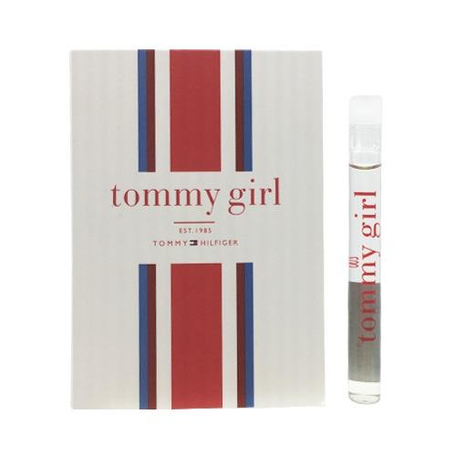 トミーヒルフィガー トミー ガール コロン EDT 1.5ml ミニ香水 サンプル 香水 TOMMY HILFIGER[1024] 郵便送料無料[TN50]