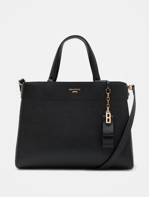 BEANPOLE ACCESSORY Jay Tote Bag - Black (M/Women)