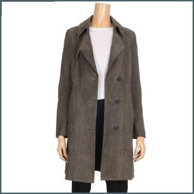 [テンコス]カラボタンに広がることゴト税務コート(TQ3CT004L0) /ロングコート/コート/韓国ファッション