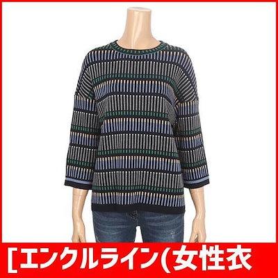 [エンクルライン(女性衣類)]基本ラウンドチルブ小売ニート(AX2A1KT0110) / ニット/セーター/ニット/韓国ファッション