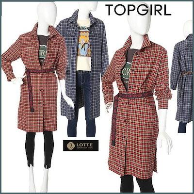 [タプゴル]その都度違い、ワンピースだロングシャツだよ(TIDASH904F) /ルーズフィット/ロングシャツ/ブラウス/ 韓国ファッション