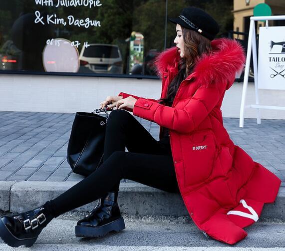 ロング ダウンコート ダウンジャケット 韓国ファッション レディース 冬新作 アウター