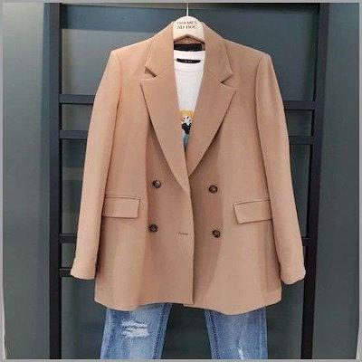 春の素性女性テーラード・ジャケットHV3JK50 /テーラードジャケット/ 韓国ファッション