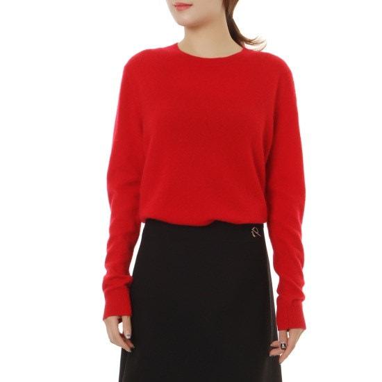 宿ラウンドカシミアのニートZ164YSK001 ニット/セーター/韓国ファッション