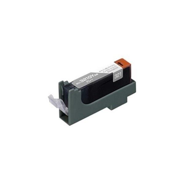 インク エコリカ カートリッジ ECI-C321GY BCI-321GY 互換リサイクルインクカートリッジ グレー 染料