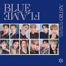 ASTRO(アストロ) 6集ミニアルバム - BLUE FLAME The Story Version Photocard (フォトカード)