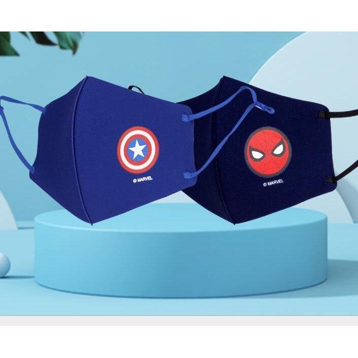 子供用☆マスク 2点セット スパイダーマン Spiderman Face Mask 洗える 子供用/大人用 コスプレマスク コスプレグッズ コスチューム cosplaygoods