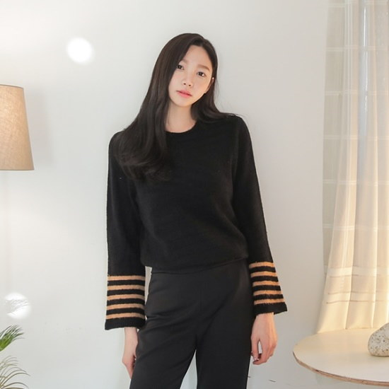 ロロテンラインラッパ小売ニット ニット/セーター/ニット/韓国ファッション