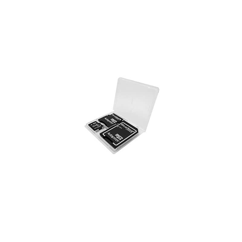 【即納】【BlueSea】 microSDカード 512MB + miniSDアダプター + SDアダプター セット BM0176