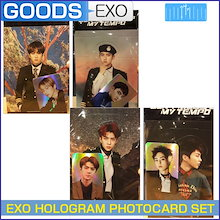 EXO HOLOGRAM PHOTOCARD SET / SUM DDP / 1811exo /1次予約/送料無料