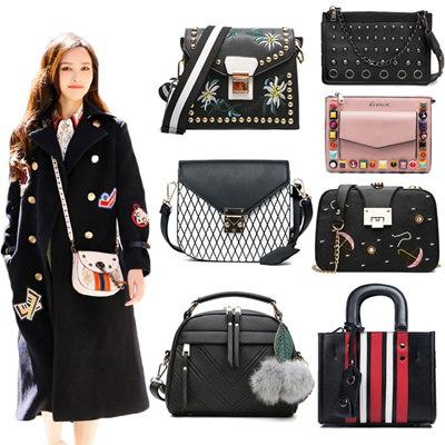 夏新入荷大容量斜め掛け/ 長手に包んで財布バッグ/韓国スタイル学生リュックサック/かばん/バッグギフト/ 通勤通学かごバッグ