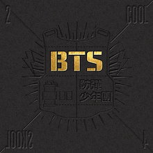 韓国音楽 防弾少年団(BTS)- 2 COOL 4 SKOOL[1st Single Album]  BTS01S