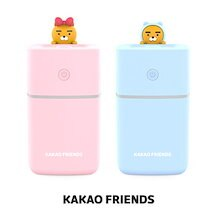 【Kakao friends】カカオフレンズデーリーミニ加湿器/Kakao friends daily mini humidifier/2種・低騒音・LEDランプ・200ml