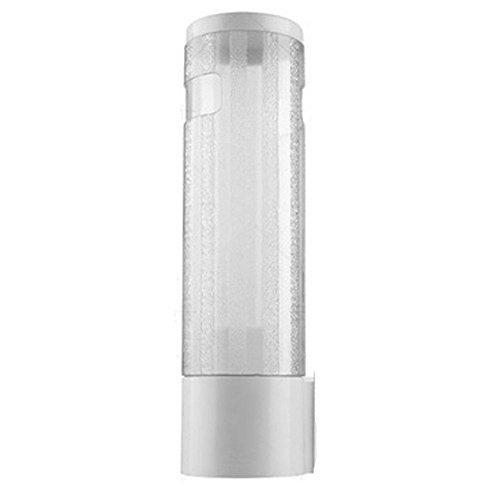 カップディスペンサー 紙コップホルダー カップスタンド カップ収納 3類取付方法 インサートカップ用 壁面取り付けタイプ 給茶機 給湯機 業務用 使い捨てコップ用 (口径7cm-8.5cm)口径8.5