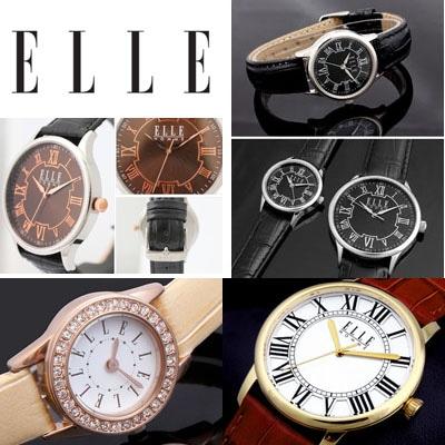 195bfdf25915 Qoo10] 【ELLE腕時計】メンズ腕時計/レディー... : 腕時計・ジュエリー
