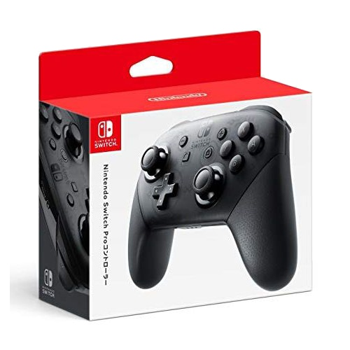 任天堂 Switch用 Proコントローラー 4902370535730
