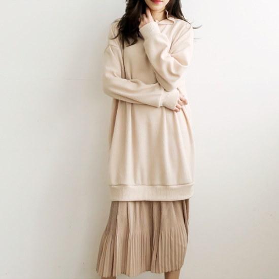 ビナインボドゥレンやフリルのワンピース 綿ワンピース/ 韓国ファッション