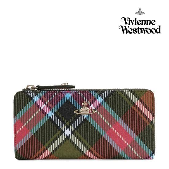 [ビビアンウェストウッド][公式ストア]女性ジャン財布DERBY 51050010 財布/レディース財布/ベルト/財布/韓国ファッション