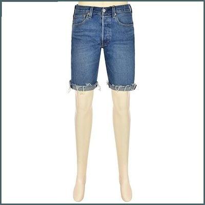 [リーバイス]男性501オリジナルのデニム半ズボン(34512-0068) /ショートパンツ/男女共用ショーツ/韓国ファッション