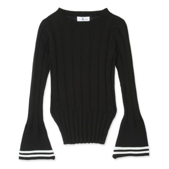 エッコノレーヨンの混紡。ポプス小売ゴルジセーターATSW7A502 ニット/セーター/韓国ファッション