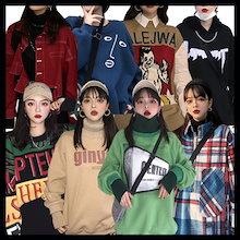 送料無料韓国ファッション-スカート-ブラウス-Tシャツ-長袖-ドレス-韓国-ファッション- パンツ-ビッグサイズ-ワンピ-ワンピース-ニットワンピ-シャツワンピ