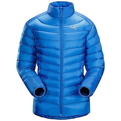 Arcteryx Cerium LT Jacket - Womens Genziana Blue Small
