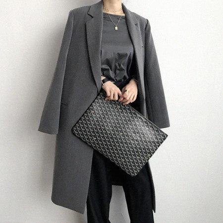 Grace Long Jacket Korean Style