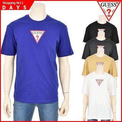 [ゲス(真由たら)]ユニゲス三角ホログラムアイアンマンセミオーバー半袖ティー(NJ2K0347) /プリントTシャツ/キャラクターTシャツ/韓国ファッション