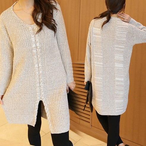 メイシーズプレッツェルニットkorean fashion style