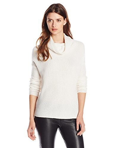 Joie Womens Abri Turtelneck Sweater, Wisp, Medium