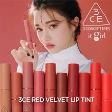 [3CE] 3CE VELVET LIP TINT / STYLENANDA / ★KBEAUTY★韓国化粧品