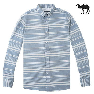 [AK公式ストア][JBANS] [JBANS CLASSIC]ストライプベーシックシャツ(C1602-ST715_SKB)