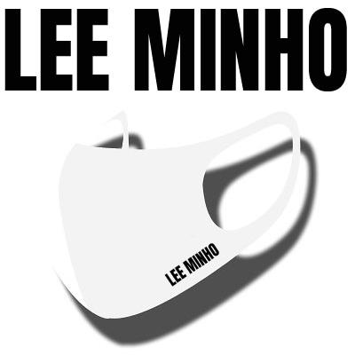 LEE MINHO [HAPPYDOOR オリジナル] MASK マスク[ STRETCH ANTIBACTERIAL 3D MASK ] 洗濯可能 HYOSUNG [カラーマスク]